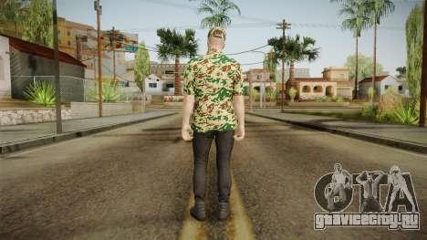 DLC GTA 5 Online Skin 3 для GTA San Andreas третий скриншот