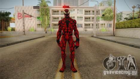 Marvel Contest Of Champions - Carnage для GTA San Andreas второй скриншот