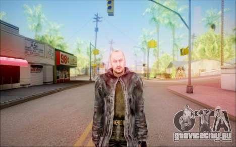 Пахан из S.T.A.L.K.E.R для GTA San Andreas второй скриншот