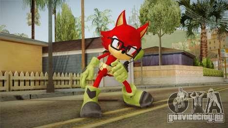 Sonic Forces: Custom Hero для GTA San Andreas