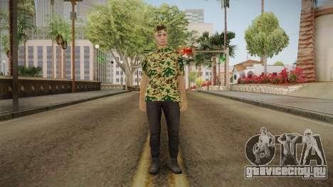 DLC GTA 5 Online Skin 3 для GTA San Andreas второй скриншот