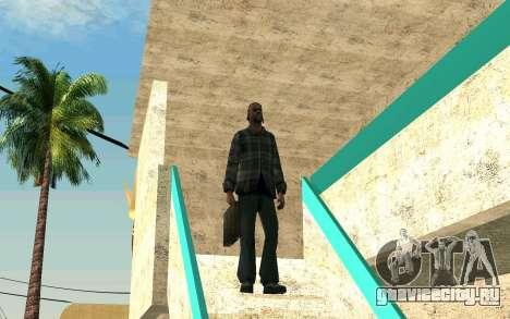 Оживление деревни Форт Карсон для GTA San Andreas девятый скриншот