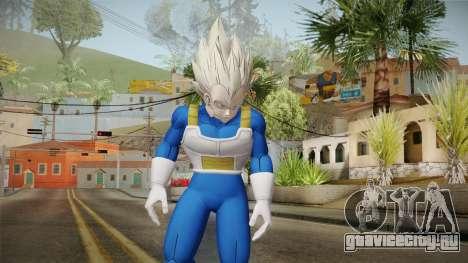 Vegeta Skin HD v2 для GTA San Andreas