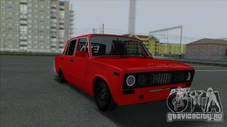 ВАЗ 2106 ШохерИзАда 2.2 GVR SA:MP для GTA San Andreas