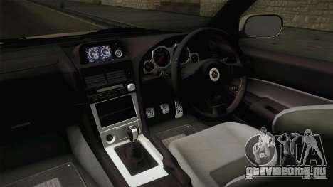 Nissan Skyline R34 GT-R 2002 для GTA San Andreas