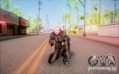 Пахан из S.T.A.L.K.E.R для GTA San Andreas пятый скриншот