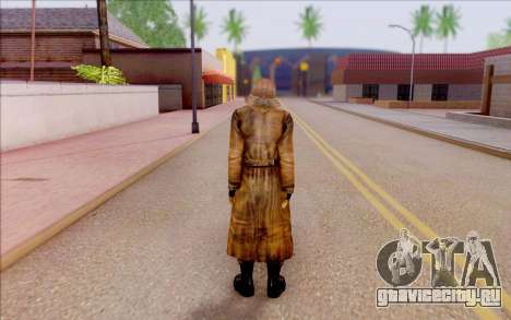 Ворон из S.T.A.L.K.E.R для GTA San Andreas пятый скриншот