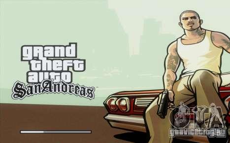 Loadscreens Remastered (HD) для GTA San Andreas второй скриншот