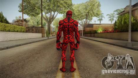 Marvel Contest Of Champions - Carnage для GTA San Andreas третий скриншот