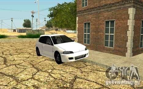 Оживление деревни Форт Карсон для GTA San Andreas четвёртый скриншот