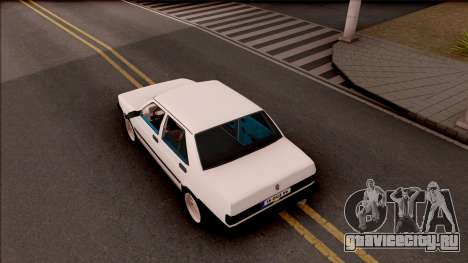 Tofas Sahin для GTA San Andreas вид сзади
