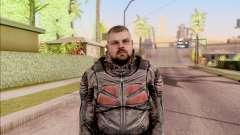 Зулус из S.T.A.L.K.E.R. для GTA San Andreas