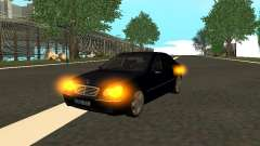 Mercedes-Benz C180 Armenian для GTA San Andreas