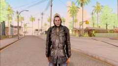 Дегтярёв в бандитской куртке из S.T.A.L.K.E.R.