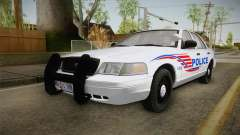 Ford Crown Victoria Police v2 для GTA San Andreas