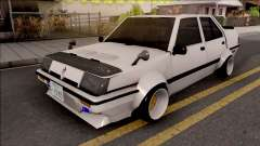 Proton Saga 1985 Widebody ver.