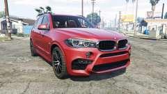 BMW X5 M (F85) 2016 [add-on] для GTA 5