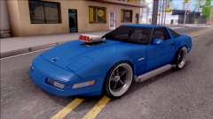 Chevrolet Corvette C4 1996 для GTA San Andreas