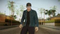 GTA Online - Raul Skin для GTA San Andreas