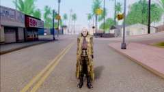 Выродок в плаще из S.T.A.L.K.E.R для GTA San Andreas