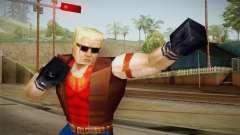 Duke Nukem - Time To Kill Skin для GTA San Andreas