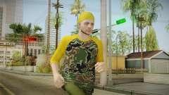 GTA Online - Hipster Skin 3