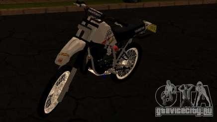 Yamaha DT 175 Stunt для GTA San Andreas