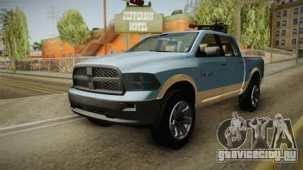 Dodge Ram Technical для GTA San Andreas