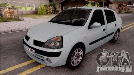 Renault Clio Sedan 2006 для GTA San Andreas