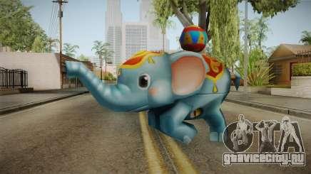 SFPH Playpark - Elephant Toy для GTA San Andreas