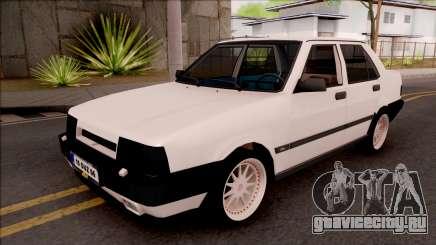 Tofas Sahin белый для GTA San Andreas