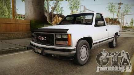 GMC Sierra 1500 1988 для GTA San Andreas