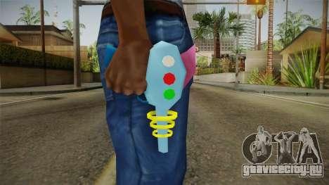 Alien Gun для GTA San Andreas третий скриншот