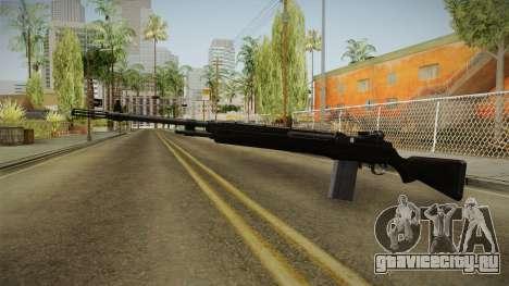 M-14 Rifle для GTA San Andreas второй скриншот