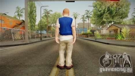 Jimmy Hopkins Skin для GTA San Andreas третий скриншот