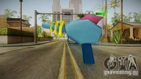 Alien Gun для GTA San Andreas второй скриншот