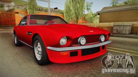 Aston Martin V8 Vantage 1977 HQLM для GTA San Andreas