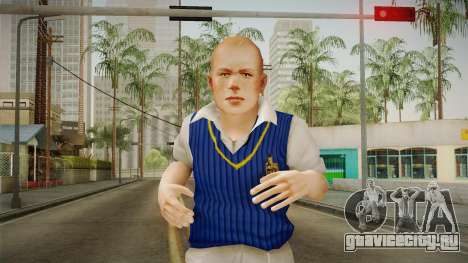 Jimmy Hopkins Skin для GTA San Andreas