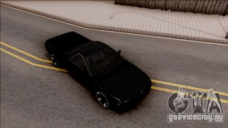 Nissan Skyline R32 Pickup v2 для GTA San Andreas вид справа