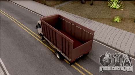 Mitsubishi Fuso Truck для GTA San Andreas