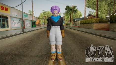 Trunks GT Skin для GTA San Andreas
