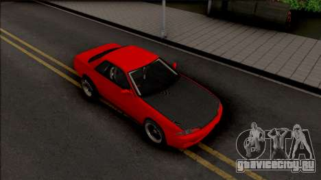 Nissan Skyline R32 Drag v2 для GTA San Andreas вид справа