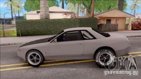 Nissan Skyline R32 Drag для GTA San Andreas