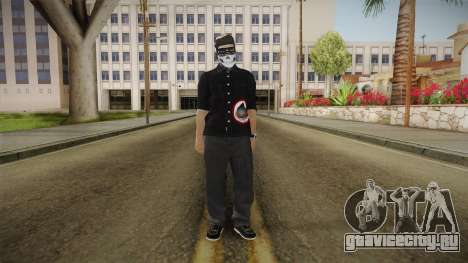 GeoTube Skin для GTA San Andreas второй скриншот