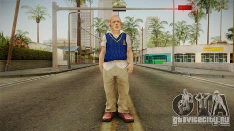 Jimmy Hopkins Skin для GTA San Andreas второй скриншот