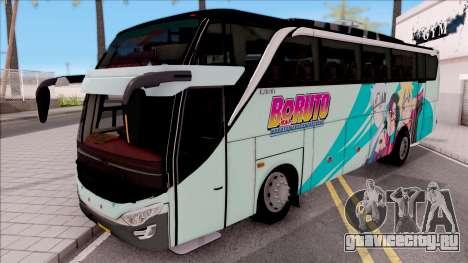 Adi Putro Royal Coach SE Boruto v1 для GTA San Andreas