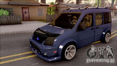 Ford Connect Kafkas Performance для GTA San Andreas