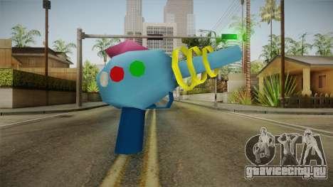 Alien Gun для GTA San Andreas