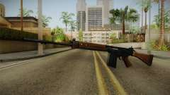 Insurgency FN-FAL Assault Rifle для GTA San Andreas