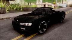 Nissan 200SX Cabrio для GTA San Andreas